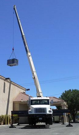 Crane Service in Victorville